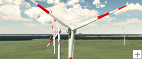 3D-Animation - Offshore Wind Port Bremerhaven